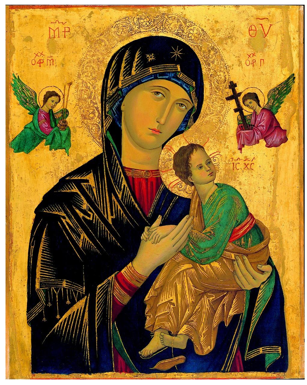 Matka ustavičnej pomoci
