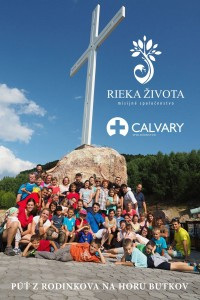 Spoločný čas v Rodinkove - Rieka Života, Calvary a redemptoristi @ Rodinkovo | Beluša | Trenčiansky kraj | Slovensko