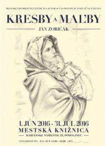 Kresby a maľby - výstava @ Mestská knižnica | Podolínec | Prešovský kraj | Slovensko
