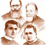 Spomienka na 4 ukrajinských mučeníkov