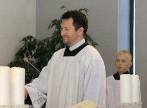 Doživotné sľuby Františka Skonca @ Kostol sv. Stanislava | Podolínec | Prešovský kraj | Slovensko