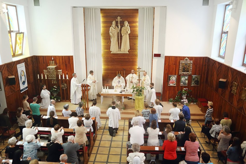 Kostol sv.Cyrila a Metoda