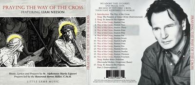 cd-cover Liam Neeson