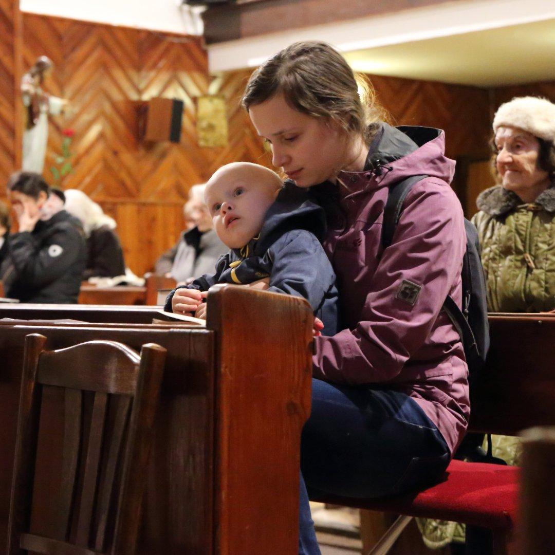 Krížová cesta žien a matiek