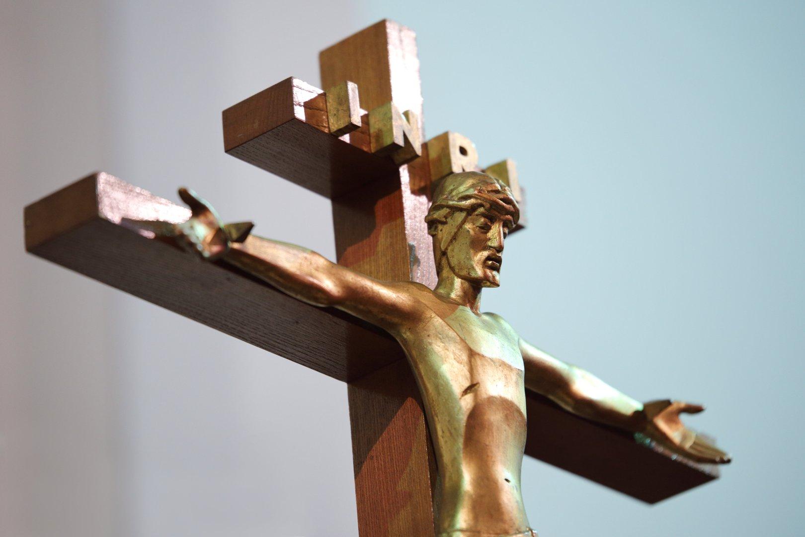 krížová cesta mužov
