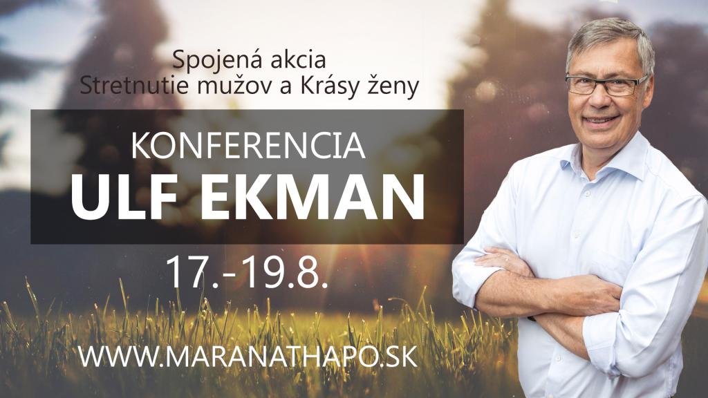 Duchovné cvičenia - Ulf Ekman