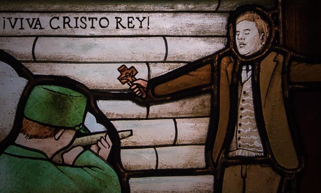 Bl. Miguel, jezuita, mučeník