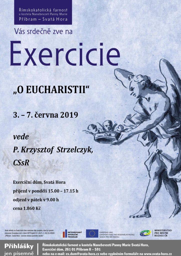 """Exercicie """"O Eucharistii"""""""